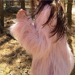 NWT Forever 21 Fur Coat